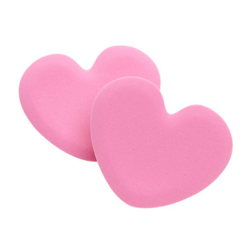 TIP TOES PINK HEART