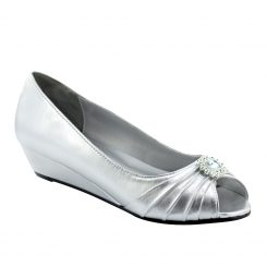 Dyeables Anette Silver Metallic