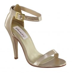 DYEABLES FAITH NUDE METALLIC