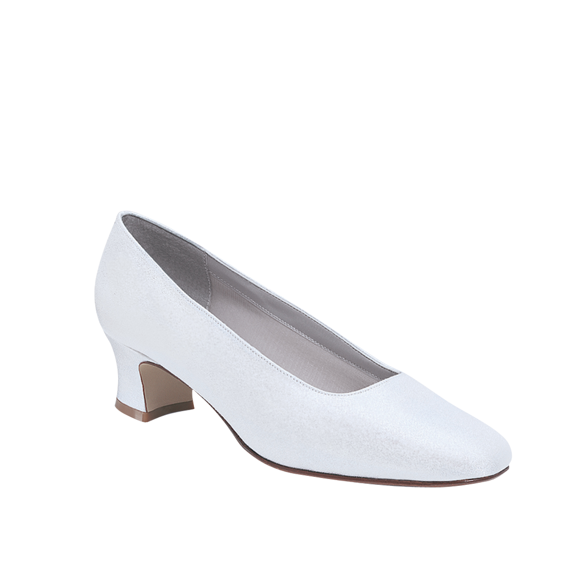 Wide Size  Shoe With  Inch Heel