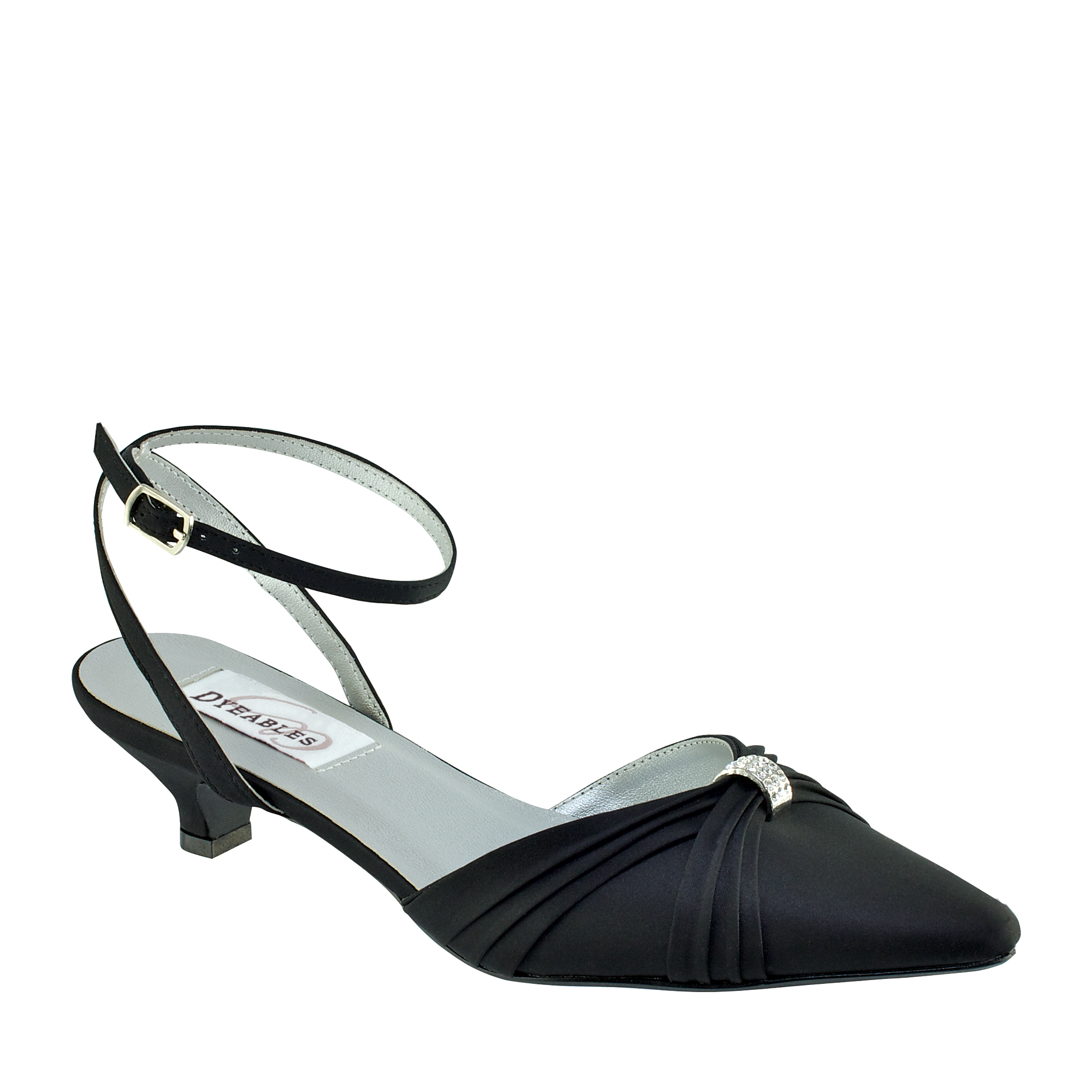 How To Dye Satin Shoes Black