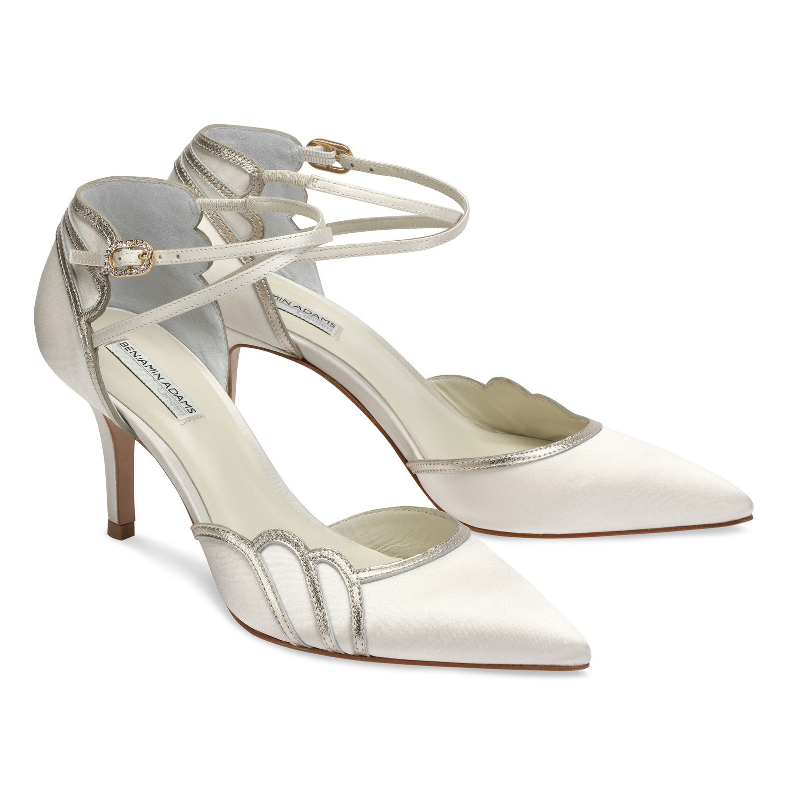 7f23453ad Comfortable Wedding High Heels: Dyeable Wedding Shoes - Dyeable Shoe ...