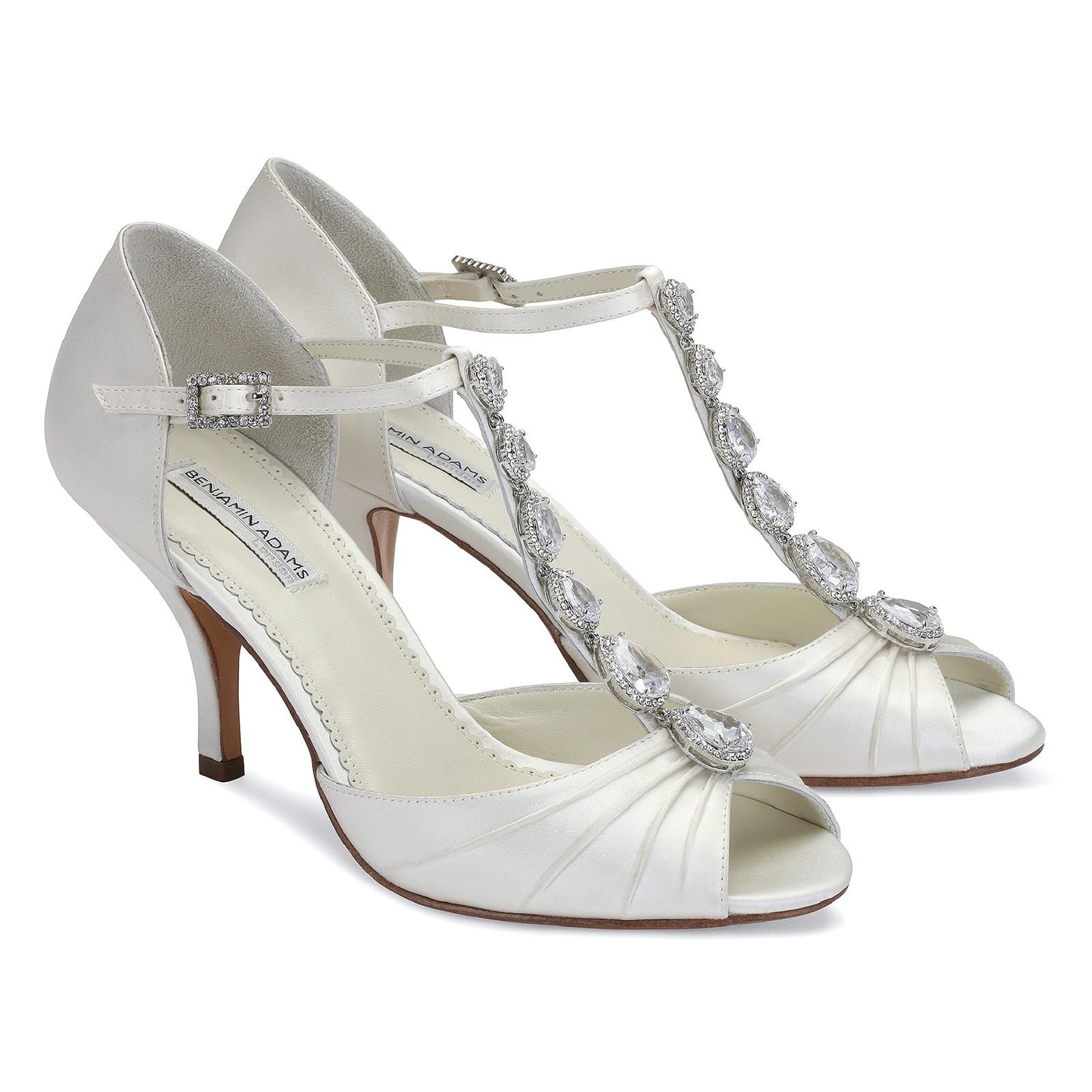 Benjamin Adams Bridal Shoes Sale