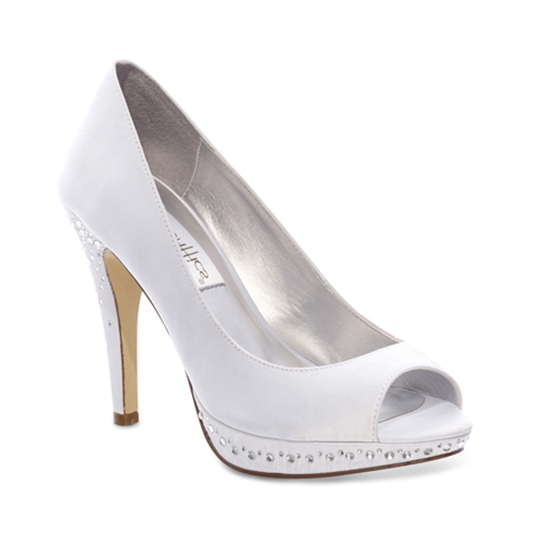 Dyeable Bridal Shoes & Wedding Handbags - Dyeable Shoe Store