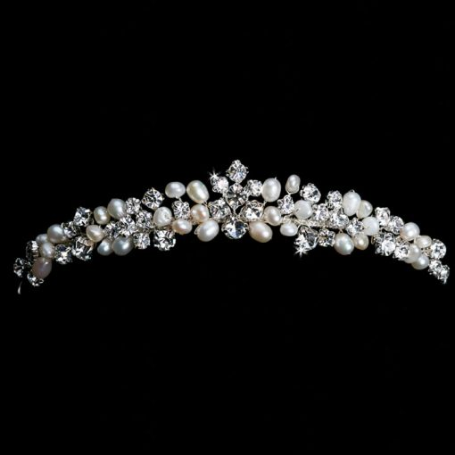 EN VOGUE BRIDAL TIARA T1202