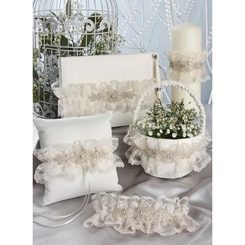 Ring Pillows/Flower Girl Baskets
