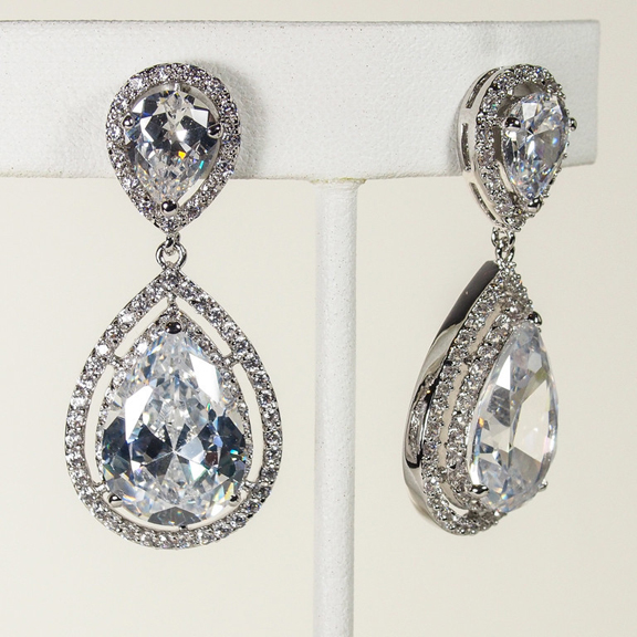 FAMILY JEWEL INTERNATIONAL EARRINGS 43791