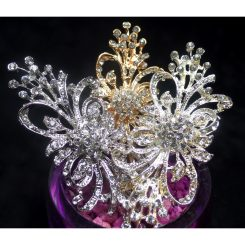 LC BRIDAL BROOCH 7208