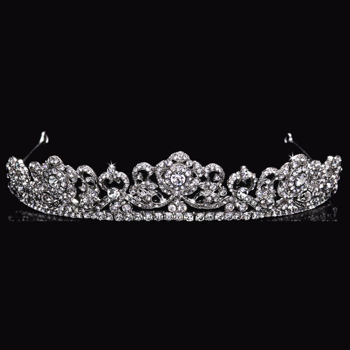 EN VOGUE BRIDAL TIARA T1701