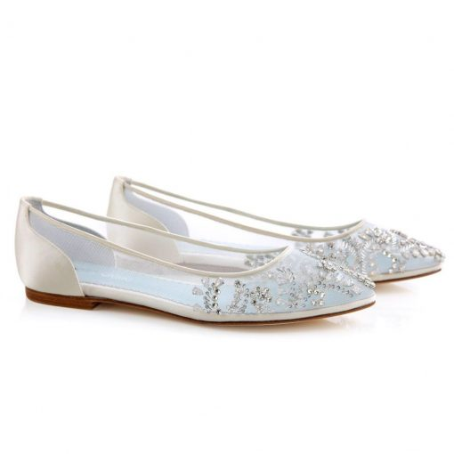 bella belle willow ivory flat