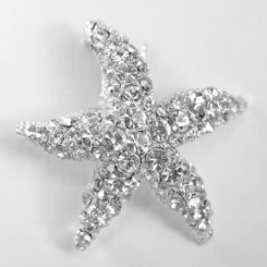FIRST CLASS BRIDAL BROOCH 7226