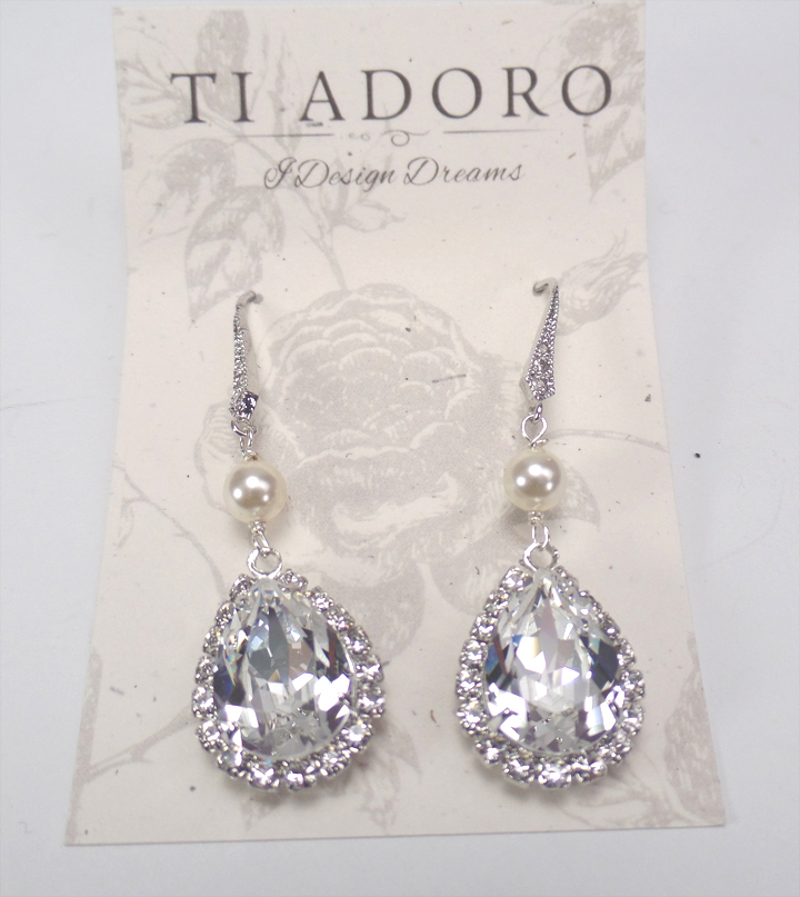 TI ADORO EARRINGS 12621