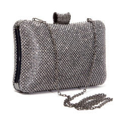 LADY COUTURE BAG 2014-2 PEWTER