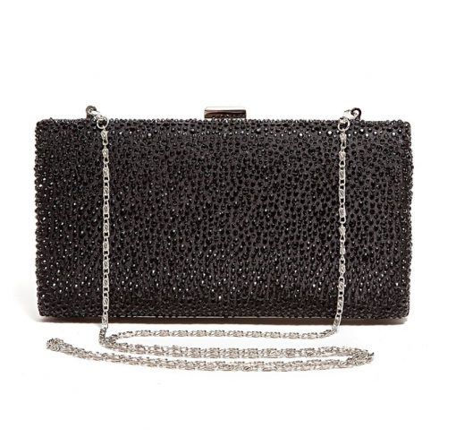 LADY COUTURE BAG DISCO BLACK