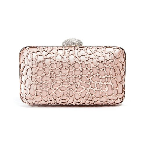 LADY COUTURE JEWEL BAG CHAMPAGNE
