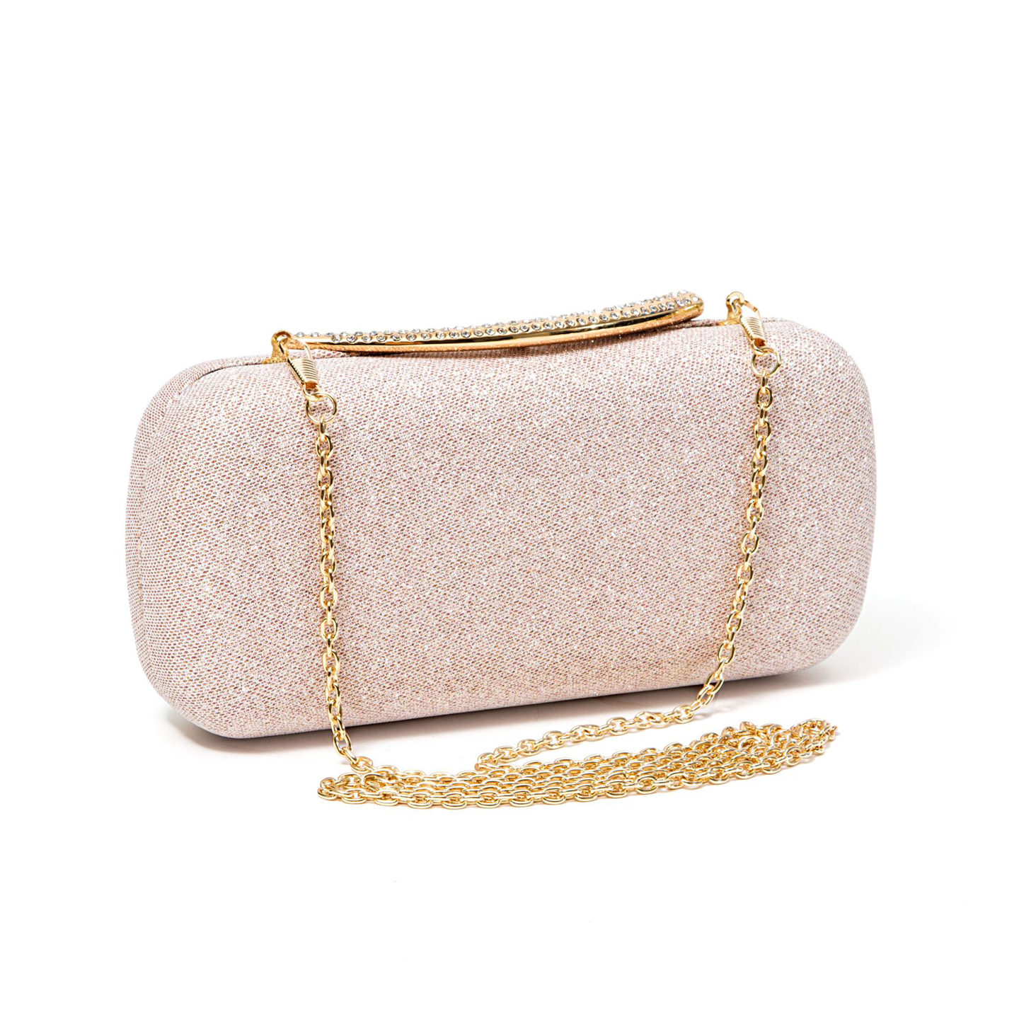 LADY COUTURE BROOKE BAG CHAMPAGNE