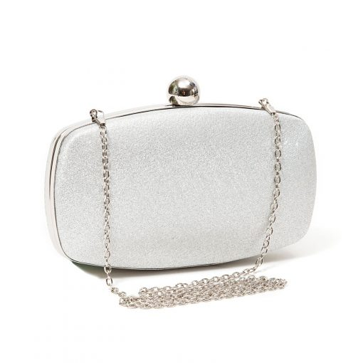 LADY COUTURE DAWN BAG SILVER