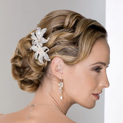 BEL AIRE BRIDAL HAIR COMB 6285
