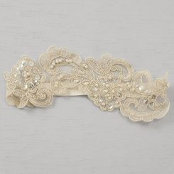 IVY LANE ELLA APPLIQUE GARTER