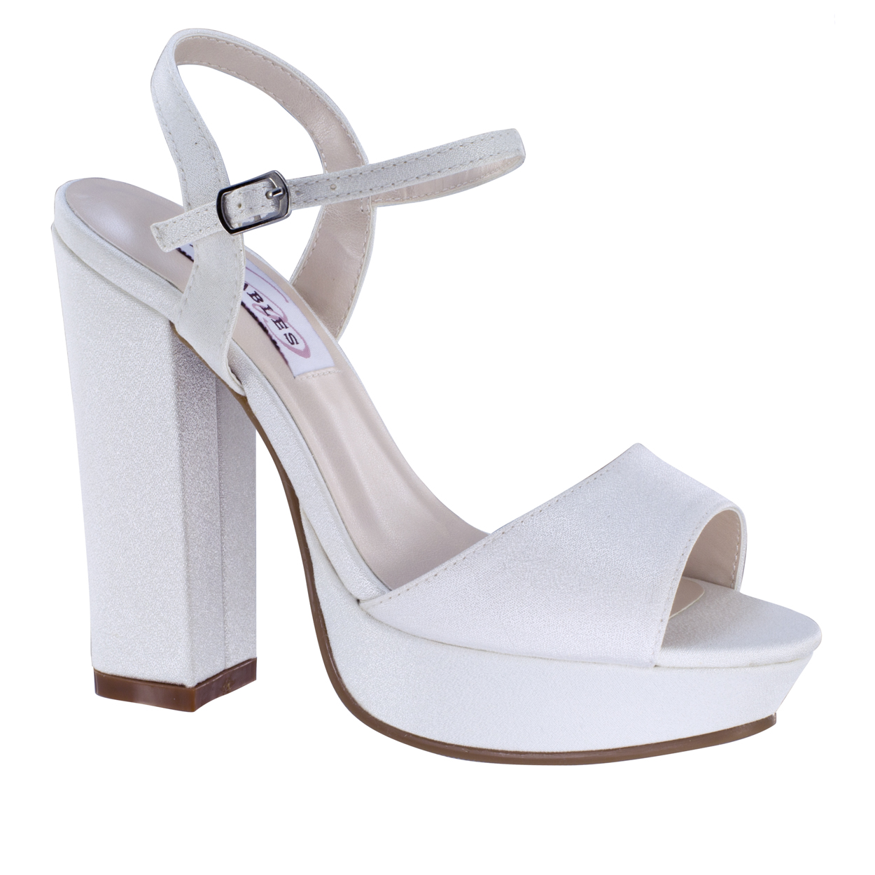 DYEABLES WHITTA WHITE LUXE/CREPE