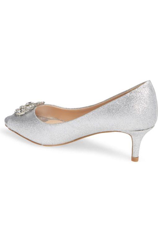 Prunella Silver Glitter - 2
