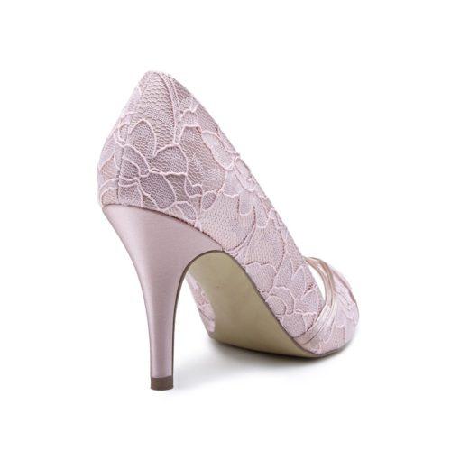 Pink Cherie Blush Heel