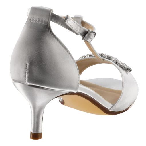 Dyeables Ophelia sandal back