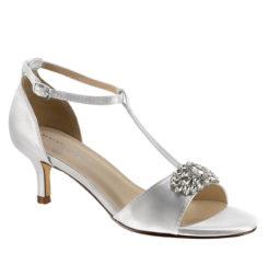Dyeables Ophelia T-strap sandal